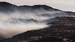 Crews fight the 150-200 acre Laurel fire east of Carson City, Nev., on Friday, Dec. 30, 2011. Initially the fire threatened about two dozen homes before being pushed east by high winds. Photo by Cathleen Allison