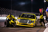 NASCAR Camping World Truck Series<br /> Drivin' For Linemen 200<br /> Gateway Motorsports Park, Madison, IL USA<br /> Saturday 17 June 2017<br /> Cody Coughlin, JEGS Toyota Tundra pit stop<br /> World Copyright: Barry Cantrell<br /> LAT Images