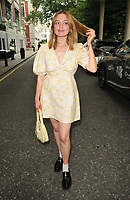 Aimee Lou Wood at the South Bank Sky Arts Awards 2021, The Savoy Hotel, the Strand, on Monday 19 July 2021, in London, England, UK. <br /> CAP/CAN<br /> ©CAN/Capital Pictures