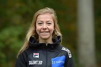 SCHAATSEN: HEERENVEEN: 24-10-2019, Perspresentatie Team TalentNed, Esmee Visser, ©foto Martin de Jong