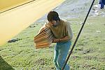 Bruce Bennett Drying Plants