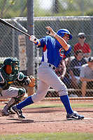 James Adduci - Chicago Cubs - 2009 spring training.Photo by:  Bill Mitchell/Four Seam Images