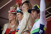 podium:<br /> 1/ Michal Kwiatkowski (POL/Ettix-Quickstep)<br /> 2/ Alejandro Valverde (ESP/Movistar)<br /> 3/ Michael Matthews (AUS/Orica-GreenEDGE)<br /> <br /> 50th Amstel Gold Race 2015