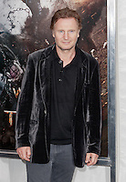 """Liam Neeson..Anteprima di """"La Furia dei Titani"""".. """"Wrath of the Titans""""..AMC Lincoln Square Theater..26/03/2012, New York..Foto Insidefoto / Marco Sagliocco....Only Italy"""
