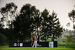 SHENZHEN, CHINA - OCTOBER 31: EDITOR'S NOTE: THIS DIGITAL IMAGE HAS BEEN CREATED USING A NEUTRAL DENSITY FILTER. Chang-Won Han of South Korea tees off on the 17th hole during the day three of Asian Amateur Championship at the Mission Hills Golf Club on October 31, 2009 in Shenzhen, Guangdong, China.  (Photo by Victor Fraile/The Power of Sport Images) *** Local Caption *** Chang-Won Han