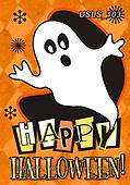 Lori, CUTE ANIMALS, LUSTIGE TIERE, ANIMALITOS DIVERTIDOS, halloween, paintings+++++3-HalloweenGhost,USLS103,#ac#, EVERYDAY