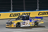 #19: Derek Kraus, Bill McAnally Racing, Toyota Tundra NAPA Auto Parts
