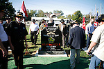 1st Squadron, 9th Cavalry Monument Dedication. Motts Military Museum, Columbus, Ohio. (Photo by Jeremy Hogan)