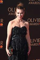 Billie Piper<br /> arriving for the Olivier Awards 2017 at the Royal Albert Hall, Kensington, London.<br /> <br /> <br /> ©Ash Knotek  D3245  09/04/2017