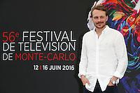 Roby SCHINASI - PHOTOCALL 'LA VENGEANCE AUX YEUX CLAIRS' - 56E FESTIVAL DE TELEVISION DE MONTE-CARLO