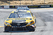 Monster Energy NASCAR Cup Series<br /> Toyota/Save Mart 350<br /> Sonoma Raceway, Sonoma, CA USA<br /> Sunday 25 June 2017<br /> Matt Kenseth, Joe Gibbs Racing, DEWALT Flexvolt Toyota Camry<br /> World Copyright: John K Harrelson<br /> LAT Images