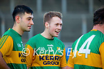Shane Conway, Kerry after the Joe McDonagh hurling cup fourth round match between Kerry and Carlow at Austin Stack Park on Saturday.