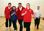 Special Olympics Team Launch 2010