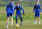 St Johnstone Training... 02.04.21<br />
