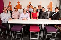 The DeltaRail management team