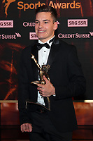 Théo Gmür - Credit Suisse Sports Awards 2018