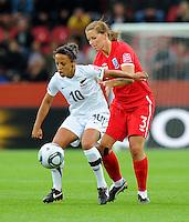 New Zealand vs England, July 1, 2011