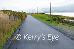 The completed walkway on the Fenit to Tralee Greenway