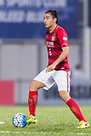 Guangzhou Defender Feng Xiaoting in action during the AFC Champions League 2017 Group G match between Eastern SC (HKG) vs Guangzhou Evergrande FC (CHN) at the Mongkok Stadium on 25 April 2017, in Hong Kong, China. Photo by Chung Yan Man / Power Sport Images