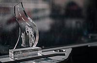 stage winners trophy back in the teambus<br /> <br /> 104th Tour de France 2017<br /> Stage 15 - Laissac-Sévérac l'Église › Le Puy-en-Velay (189km)