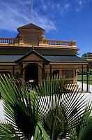 "Océanie/Australie/Australie Méridionale/Barossa Valley/Marananga : Les caves ""Seppelt-Cellar"""