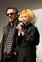 Japanese Singer Kaera Kimura Attends Tim Burton's Frankenweeny Fashion Contest in Tokyo