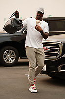 Vernon Davis Spotted at Dancing With The Stars Practice