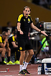 Borussia Dortmund manager Thomas Tuchel during the match against Manchester City FC during the 2016 International Champions Cup China match at the Shenzhen Stadium on 28 July 2016 in Shenzhen, China. Photo by Victor Fraile / Power Sport Images