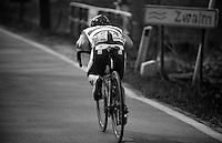 Dwars door Vlaanderen 2012.Alexey Tsatevitch 1 with the frame