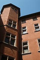 Europe/France/Rhône-Alpes/69/Rhône/Lyon: Vieux Lyon - Hôtel de Gadagne, le plus vaste ensemble Renaissance du Vieux Lyon, il abrite le musée de Gadagne