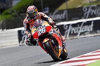 Montmelo' (Spagna) 10-06-2017 qualifiche Moto GP Spagna foto Luca Gambuti/Image Sport/Insidefoto<br /> nella foto: Dani Pedrosa