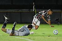 Rio de Janeiro (RJ), 24/01/2021  - Fluminense-Botafogo - Wellington Silva jogador do Fluminense,durante partida contra o Botafogo,válida pela 32ª rodada do Campeonato Brasileiro 2020,realizada no Estádio de São Januário,na zona norte do Rio de Janeiro,neste domingo (24).