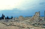 Temple of Apollo, Apollotempel, Episkopi near Limassol, Cyprus. Zypern.
