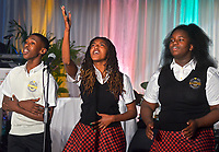 Members of the Don't Miss a Beat AllStars perform during the Ronald McDonald House Jacksonville annual McGala fundraiser Saturday, May 19, 2018 at the Marriott Sawgrass in Ponte Vedra Beach, Fl.