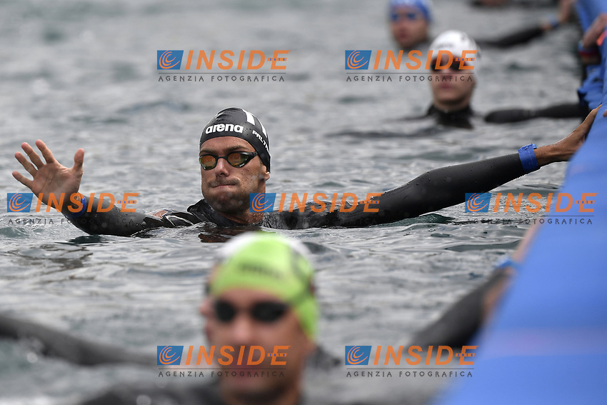 PALTRINIERI Gregorio ITA <br /> Team Event 5 km<br /> Open Water<br /> Budapest  - Hungary  15/5/2021<br /> Lupa Lake<br /> XXXV LEN European Aquatic Championships<br /> Photo Andrea Staccioli / Deepbluemedia / Insidefoto