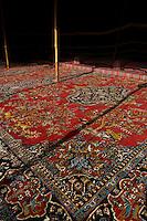 United Arab Emirates, Abu Dhabi, Traditional carpets, Al Ain National Museum