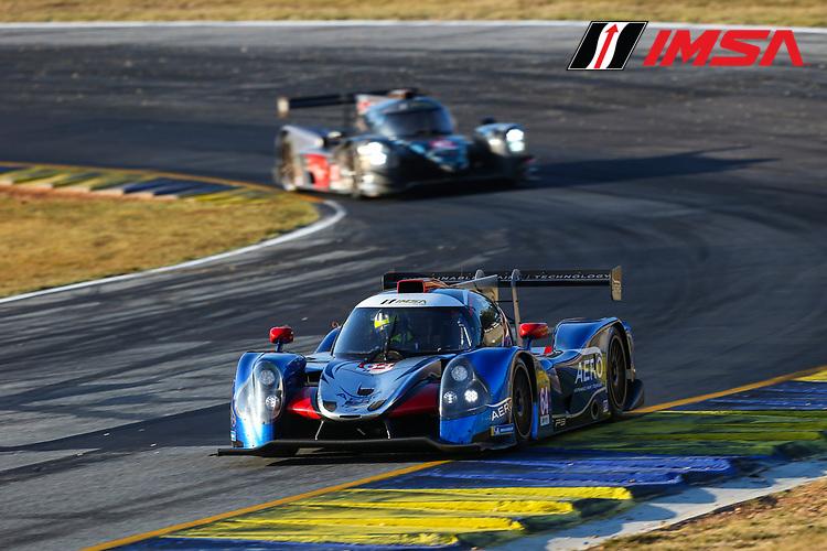 #64 K2R Motorsports Ligier JS P3, LMP3: Matthew Bell