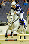 Aaron Vale Participates in the $20,000 Gamblers Choice Costume Jump at The 53rd annual Washington International Horse Show at the Verizon Center in  Washington D.C. on 10/27/11 (Ryan Lasek / Eclipse Sportwire)