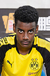 Borussia Dortmund Forward Alexander Isak during the International Champions Cup 2017 match between AC Milan vs Borussia Dortmund at University Town Sports Centre Stadium on July 18, 2017 in Guangzhou, China. Photo by Marcio Rodrigo Machado / Power Sport Images