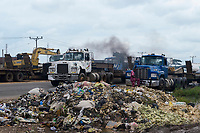 NIGERIA, Oyo State, Ibadan, highway Lagos - Ibadan / Autobahn Ibadan -Lagos