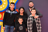 """Tony Bellew<br /> arriving for the """"Toy Story 4"""" premiere at the Odeon Luxe, Leicester Square, London<br /> <br /> ©Ash Knotek  D3509  16/06/2019"""