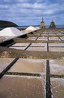 Europe/Espagne/Canaries/Lanzarote : Salines de Janubio