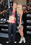 Spencer Pratt & Heidi Montag Pratt at The Paramount Pictures' G.I. JOE: THE RISE OF COBRA Los Angeles Special Screening held at The Grauman's Chinese Theatre in Hollywood, California on August 06,2009                                                                   Copyright 2009 DVS / RockinExposures