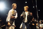 Sting, Bryan Adams, Amnesty International Concert