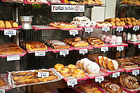 Pastery shop on the Puerta del Sol, Madrid, Spain