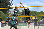 NELSON, NEW ZEALAND - JANUARY 10th: Volleyball - NZ Beach Tour Sunday 10 January 2021, Tahuna Beach, Nelson New Zealand. (Photos by Barry Whitnall/Shuttersport Limited)