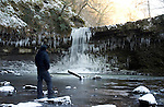 040110 Freezing weather Brecon Beacons