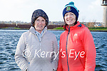 Celebrating an early Mothers Day with a stroll in the Tralee Bay Wetlands on Saturday, l to r: Maureen Guerin and Maria Tobin.