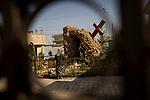 Irak, Juni 2014 - Die irakische Stadt Karakosch beheimatet die letzten Christen im Irak. <br /> <br /> Engl.: Asia, Iraq, North Iraq, conflict area, Karakosh, the last Christians in Iraq are domiciled in Karakosh, June 2014