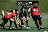 210508 Wellington Junior Girls Hockey - Geckos v Hutt United